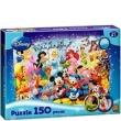Quebra - Cabeça Disney 150 Peças - Grow