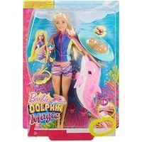 Barbie Mergulhando com Bichinhos Mattel FBD63