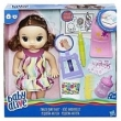 Boneca BABY Alive Pequena Artista MOR Hasbro C0961 12002