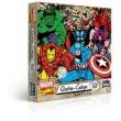Quebra - Cabeça 500 Peças - Marvel Comics