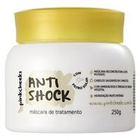 Anti Shock Pink Cheeks - Máscara de Tratamento 250g