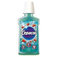 Antisséptico Bucal Cepacol Teen Ice Sabor Morango