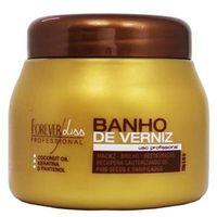 Banho de Verniz Brilho Hidratante Forever Liss - Máscara 250g