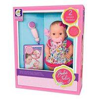 Boneca Bebê Feliz - Duchinha - Cotiplás
