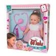 Boneca Malu Doutora com Cabelo - Super Toys