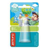 Escova Dental Massageadora Infantil Cocoricó Bitufo