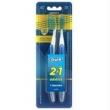 Escova Dental Oral - B Pro - Saúde Antibacteriana 40 Leve 2 Pague 1