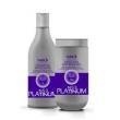 Kit Platinum Profissional NS3 ( Shampoo e Máscara Matizadora )