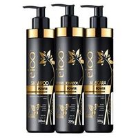 Kit Power com 3 Produtos - Shampoo, Condicionador e Máscara