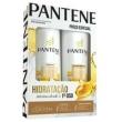 Kit Shampoo + Condicionador Hidratação 200ml - Pantene