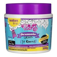 Máscara de Hidratação Salon Line #Todecacho Desmaia Cachos