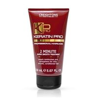 Máscara de Tratamento Creightons Keratin Pro 2 Minute Super Smooth