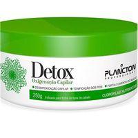 Máscara Detox Oxigenação Capilar - Plancton Professional