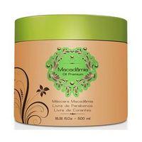 Máscara Inoar Macadamia Oil Premium