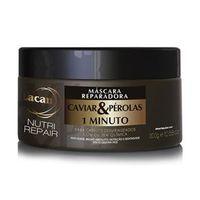 Máscara Reparadora Lacan Nutri Repair Caviar & Pérolas