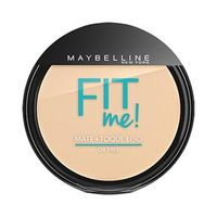 Maybelline Pó Compacto Mate + Toque Liso Fit Me ! Cor 000 Translúcido Essencial