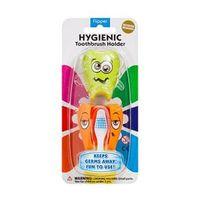 Porta Escova Dental Curaprox Flipper Lime&Orange Verde e Laranja
