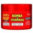 Skafe Natuhair Bomba de Vitaminas - Máscara de Tratamento