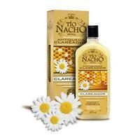 Tío Nacho Shampoo Antiqueda Clareador Natural Camomila 415ml