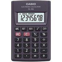 Calculadora Ultraportátil Casio HL - 4A