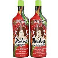 Inoar Bombar Kit Shampoo + Condicionador Bombar