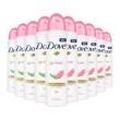 Kit 10 Desodorante Aerosol Dove Go Fresh Romã 150ml