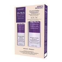 Kit Alta Moda Desamarelador Shampoo + Condicionador 300ml