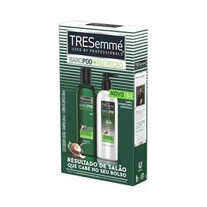 Kit Tresemmé Baixo Poo Shampoo + Condicionador 400ml