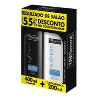 Kit Tresemmé Hidratação Profunda Shampoo 400ml + Condicionador 200ml