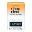 Sabonete Neutrogena Deep Clean Limpeza Profunda