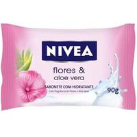 Sabonete Nivea Hidratante Flores Orientais