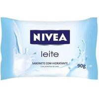 Sabonete Nivea Hidratante Proteínas do Leite