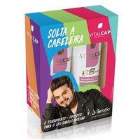 Vitalcap Solta a Cabeleira BB Cream Hair Shampoo + Condiciona