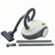 Aspirador de Pó Britânia Faciclean 1640 1200W ( inclui acessório Pet ) - Branco / Verde