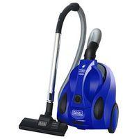 Aspirador de Pó Ciclônico Black&Decker A4 1400W com Filtro Hepa - Azul 220V