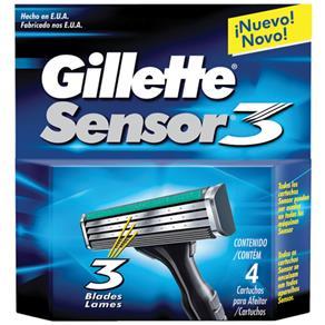 Carga para Aparelho de Barbear Gillette Sensor3