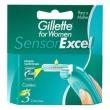 Carga para Aparelho de Depilar Gillette For Women Sensor Excel