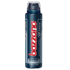 Desodorante Bozzano Aerosol Antitranspirante Sem Perfume - 90g