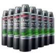 Kit 8 Desodorante Aerosol Dove Men Care Minerais e Sálvia 150ml