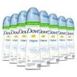Kit 8 Desodorante Dove Comprimido Aerosol 54g