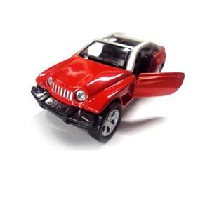 Miniatura de metal Jeep Jeepster