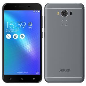 Smartphone Asus Zenfone 3 Max ZC553KL Cinza com 32GB, Tela 5.5 ´, Dual Chip, Câmera 16MP, 4G, Android 6.0 e Processador Qualcomm