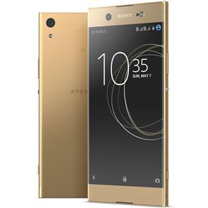 Smartphone Sony Xperia XA1 Ultra G3226 Dourado com 64GB, Tela 6 ´ FHD, Dual Chip, Câmera 23MP, 4G, Android 7.0, Processador Octa