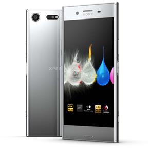 Smartphone Sony Xperia XZ Premium Cromado com 64GB, Tela 5.5 ´, Câmera 19MP, Android 7.0, Sensor de Impressão Digital, Processad