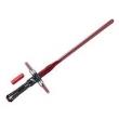 Sabre de Luz Eletrônico - Disney - Star Wars - Episódio VIII - Bladebuilders - Kylo Ren - Hasbro