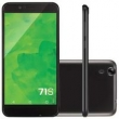 Smartphone Mirage 71S Dual Chip 3G RAM 1GB Quad Core Tela 5.5 ´ Dual Camera 8MP+5MP Android 5.1 Preto - 1001