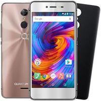 Smartphone Quantum GO2 4G 32GB Rosa Octacore 3GB RAM Duas Câmeras 13MP Tela HD 5` Android 7