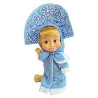 Boneca sem Mecanismo - 12 cm - Masha e o Urso - Masha Estilos - Neve - Sunny