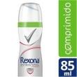 Desodorante Antitranspirante Rexona Antibacteriano Feminino Aerosol Comprimido
