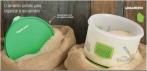 Caixa Mantimentos Arroz Collors 4,1kg